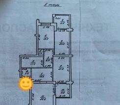 3-комнатная квартира (Французский бул./Каркашадзе пер./Каркашадзе) - улица Французский бул./Каркашадзе пер./Каркашадзе за 7 840 000 грн.
