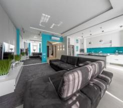 3-комнатная квартира (Гагаринское Плато) - улица Гагаринское Плато за 5 880 000 грн.
