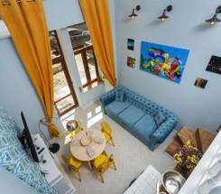 2-комнатная квартира (Воронцовский пер./Приморский бул.) - улица Воронцовский пер./Приморский бул. за 176 000 у.е.