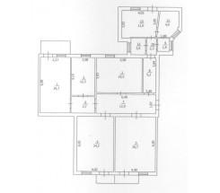 5-комнатная квартира (Базарная/Белинского) - улица Базарная/Белинского за 170 000 у.е.