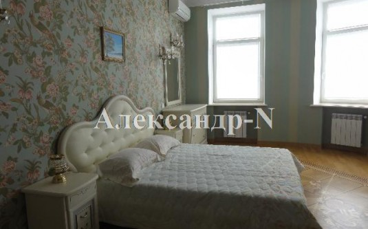 2-комнатная квартира (Каркашадзе пер./Французский бул.) - улица Каркашадзе пер./Французский бул. за