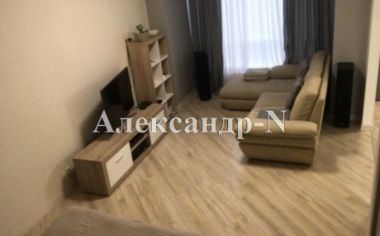 1-комнатная квартира (Французский бул./Довженко) - улица Французский бул./Довженко за