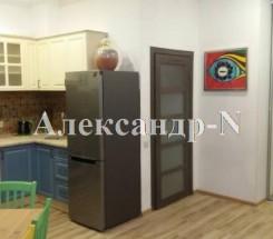 2-комнатная квартира (Ванный пер.) - улица Ванный пер. за 2 548 000 грн.