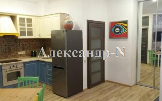 2-комнатная квартира (Ванный пер.) - улица Ванный пер. за