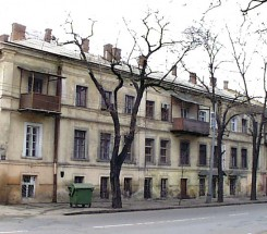 3-комнатная квартира (Приморская/Военный Сп.) - улица Приморская/Военный Сп. за 1 350 000 грн.