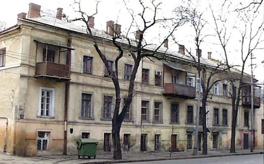 3-комнатная квартира (Приморская/Военный Сп.) - улица Приморская/Военный Сп. за