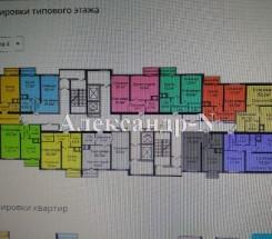1-комнатная квартира (Люстдорфская дор./Рассвета/Альтаир - 2) - улица Люстдорфская дор./Рассвета/Альтаир - 2 за 47 000 у.е.