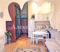 1-комнатная квартира (Коблевская/Дворянская) - улица Коблевская/Дворянская за 784 000 грн.