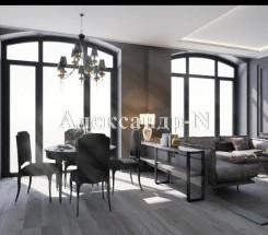 3-комнатная квартира (Морская/Азарова Вице Адм./Граф) - улица Морская/Азарова Вице Адм./Граф за 11 480 000 грн.