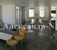 3-комнатная квартира (Французский бул./Довженко) - улица Французский бул./Довженко за 480 000 у.е.