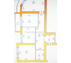 3-комнатная квартира (Вильямса Ак./Королева Ак.) - улица Вильямса Ак./Королева Ак. за 2 240 000 грн.