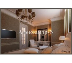 3-комнатная квартира (Семинарская/Французский бул.) - улица Семинарская/Французский бул. за 9 800 000 грн.