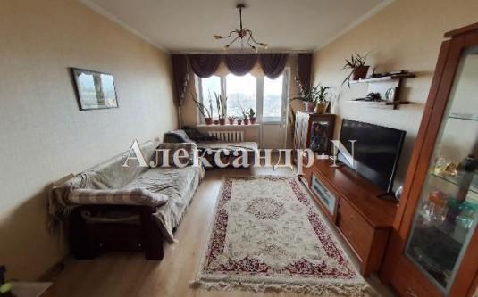 3-комнатная квартира (Бугаевская) - улица Бугаевская за