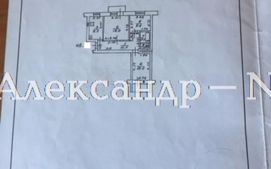 3-комнатная квартира (Посмитного/Аркадиевский пер.) - улица Посмитного/Аркадиевский пер. за