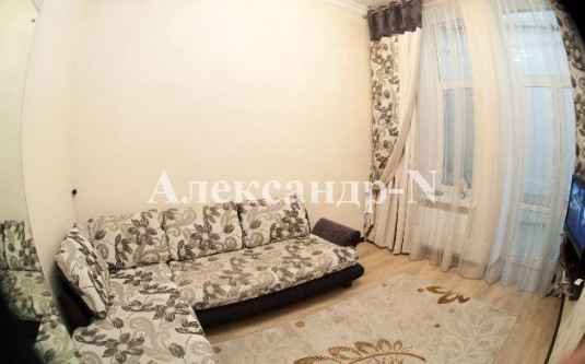 2-комнатная квартира (Бунина/Ришельевская) - улица Бунина/Ришельевская за