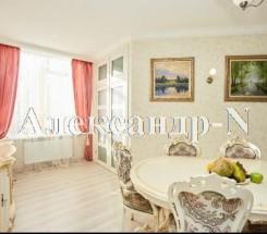 3-комнатная квартира (Макаренко/Львовская/Фонтан) - улица Макаренко/Львовская/Фонтан за 2 576 000 грн.