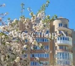 2-комнатная квартира (Парковая/Маловского) - улица Парковая/Маловского за 1 456 000 грн.