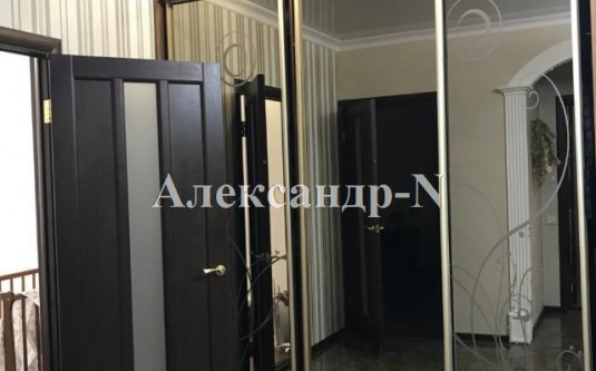 3-комнатная квартира (Бреуса/Рекордная) - улица Бреуса/Рекордная за