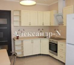 1-комнатная квартира (Бреуса/Рекордная) - улица Бреуса/Рекордная за 1 624 000 грн.