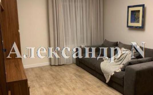 2-комнатная квартира (Коблевская/Ольгиевская) - улица Коблевская/Ольгиевская за