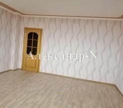 1-комнатная квартира (Бреуса/Рекордная) - улица Бреуса/Рекордная за 1 372 000 грн.