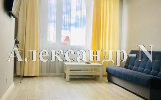 1-комнатная квартира (Канатная/Гагарина пр./Мандарин) - улица Канатная/Гагарина пр./Мандарин за