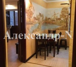 2-комнатная квартира (Преображенская/Базарная) - улица Преображенская/Базарная за 1 803 100 грн.