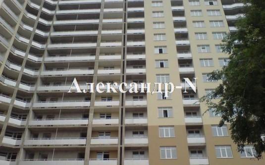2-комнатная квартира (Бреуса/Рекордная) - улица Бреуса/Рекордная за