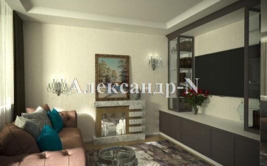 5-комнатная квартира (Гагаринское Плато/Генуэзская) - улица Гагаринское Плато/Генуэзская за