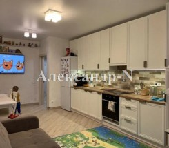2-комнатная квартира (Червоный Хутор/Центральная) - улица Червоный Хутор/Центральная за 1 484 000 грн.