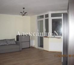 1-комнатная квартира (Бреуса/Рекордная) - улица Бреуса/Рекордная за 1 120 000 грн.