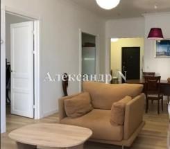 2-комнатная квартира (Французский бул./Довженко) - улица Французский бул./Довженко за 2 604 000 грн.