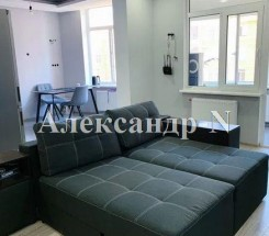 1-комнатная квартира (Средняя/Косвенная/Люксембург) - улица Средняя/Косвенная/Люксембург за 1 400 000 грн.
