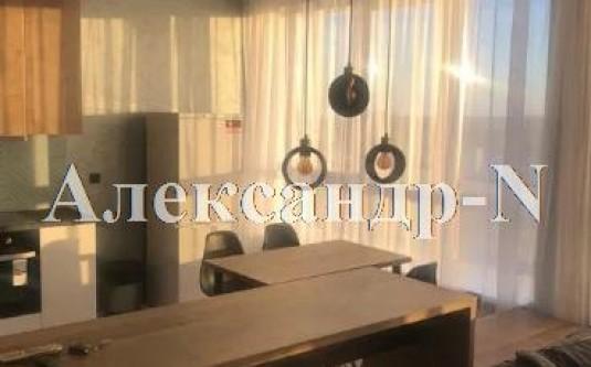 1-комнатная квартира (Новобереговая/Литературная) - улица Новобереговая/Литературная за