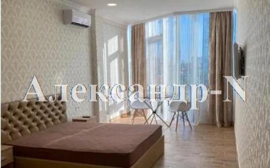 1-комнатная квартира (Гагаринское Плато/Генуэзская/Гагарин Плаза 1) - улица Гагаринское Плато/Генуэзская/Гагарин Плаза 1 за