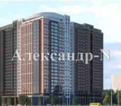 2-комнатная квартира (Гагарина пр./Французский бул.) - улица Гагарина пр./Французский бул. за 76 000 у.е.