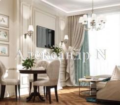 1-комнатная квартира (Французский бул./Пионерская/Гринвуд) - улица Французский бул./Пионерская/Гринвуд за 2 380 000 грн.
