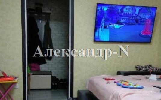 1-комнатная квартира (Рекордная/Малиновского Марш.) - улица Рекордная/Малиновского Марш. за