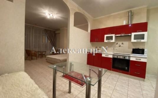1-комнатная квартира (Генуэзская/Посмитного/Южная Пальмира) - улица Генуэзская/Посмитного/Южная Пальмира за
