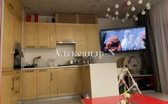 1-комнатная квартира (Китобойная/Люстдорфская дор.) - улица Китобойная/Люстдорфская дор. за