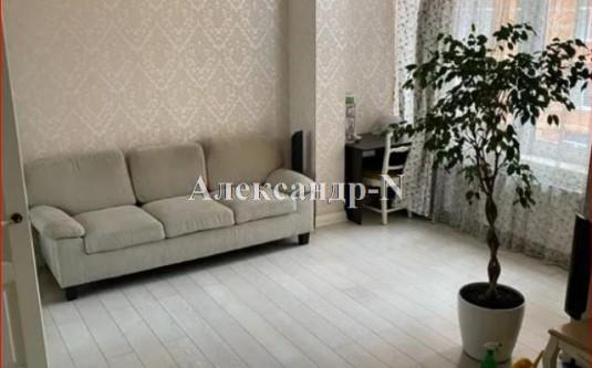 2-комнатная квартира (Средняя/Косвенная/Люксембург) - улица Средняя/Косвенная/Люксембург за