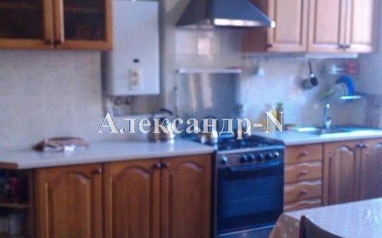 4-комнатная квартира (Толстого Льва/Нежинская) - улица Толстого Льва/Нежинская за