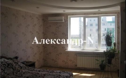 1-комнатная квартира (Бочарова Ген./Сахарова/Европейский) - улица Бочарова Ген./Сахарова/Европейский за