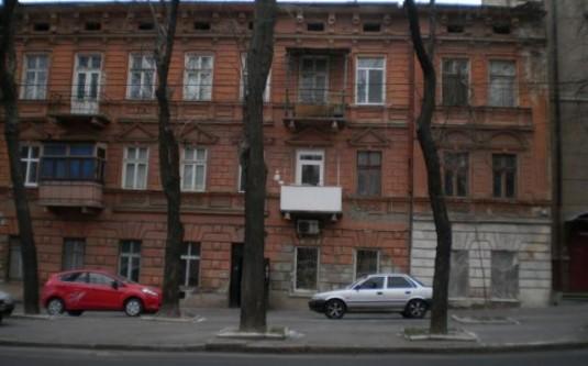 1-комнатная квартира (Ольгиевская/Коблевская) - улица Ольгиевская/Коблевская за