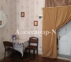 1-комнатная квартира (Коблевская/Садовая) - улица Коблевская/Садовая за 448 000 грн.