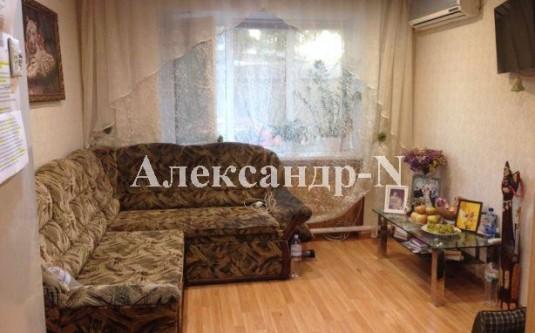 2-комнатная квартира (Церковная/Андриевского) - улица Церковная/Андриевского за
