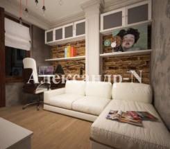 3-комнатная квартира (Французский бул./Пироговская/Крит) - улица Французский бул./Пироговская/Крит за 4 900 000 грн.