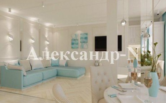 3-комнатная квартира (Сахарова/Высоцкого/Тридцатая Жемчужина) - улица Сахарова/Высоцкого/Тридцатая Жемчужина за