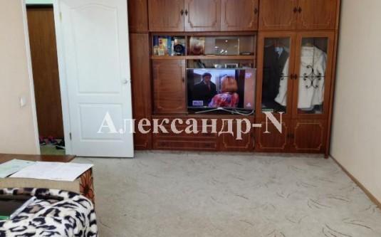 1-комнатная квартира (Высоцкого/Сахарова) - улица Высоцкого/Сахарова за