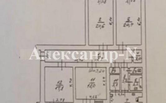4-комнатная квартира (Пироговская/Мариинская) - улица Пироговская/Мариинская за